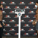 SHObox Conwell v Toussaint Weigh In WESTCOTT 003 150x150 - Photos: Charles Conwell, Wendy Toussaint make weight for return of ShoBox
