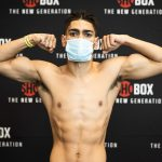 SHObox Conwell v Toussaint Weigh In WESTCOTT 005 150x150 - Janelson Figueroa Bocachica hopes to open eyes with ShoBox debut against Nicklaus Flaz