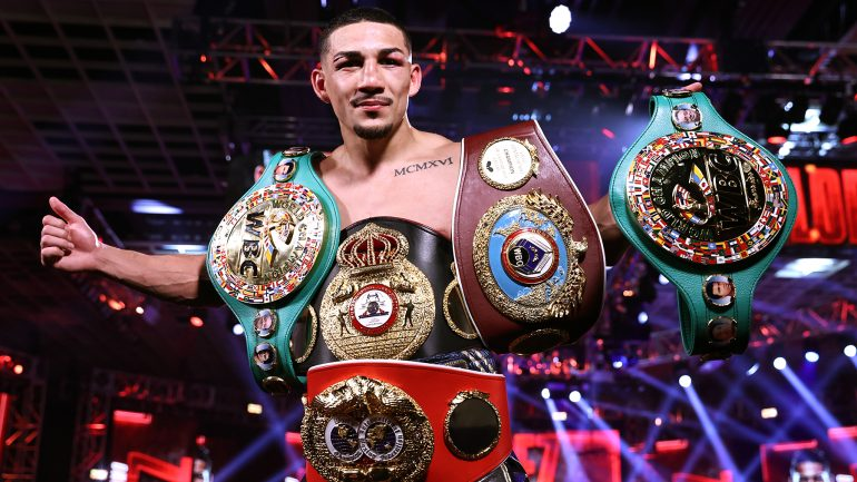 Ring Ratings Update: New Ring lightweight champ Teofimo Lopez enters P4P rankings