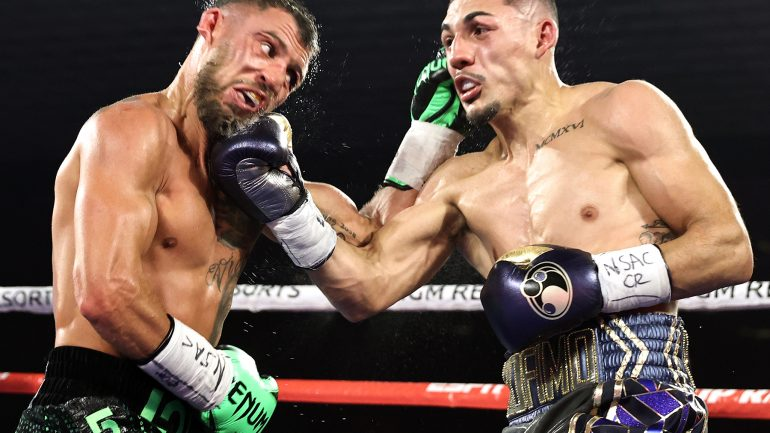 Fighting Words — Teofimo Lopez and Tyson Fury: Positives Tests and Snowball Effects