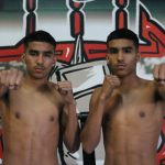 barrientes twins 150x150 - Barrientes twins set for U.S. TV debuts this Saturday on FS1