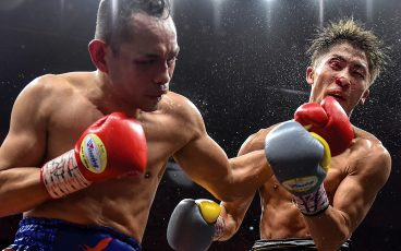 Nonito Donaire's fire was rekindled by tangling with a Monster