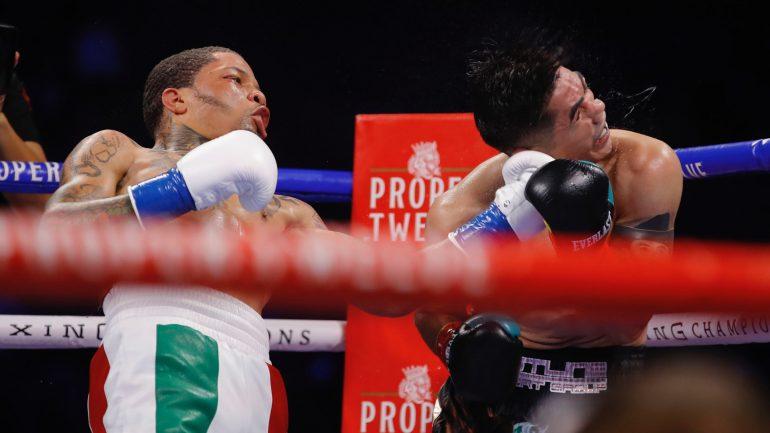 Gervonta Davis makes big PPV statement with one punch knockout of Leo Santa Cruz