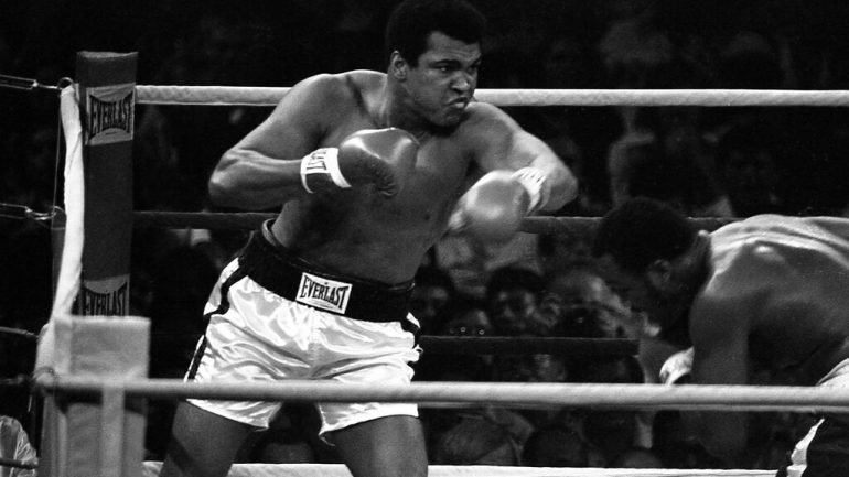 Ali-Frazier 3, The Thrilla in Manila, sweeps 1975 year-end awards
