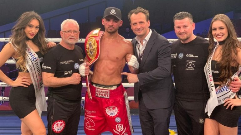 Patrick Wojcicki-Patrice Volny confirmed as final eliminator for IBF 160-pound title