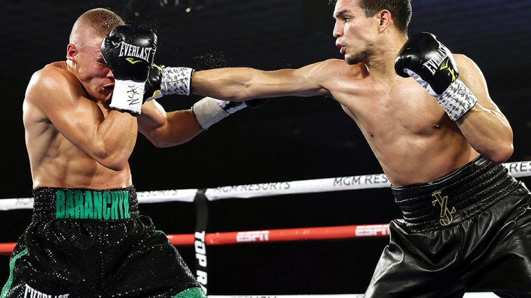 Jose Zepeda KO 5 Ivan Baranchyk is The Ring Magazine Fight of the Year 2020