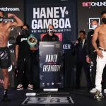 BJ2I0284 150x150 - Photos: Devin Haney, Yuriorkis Gamboa make weight for WBC lightweight title fight