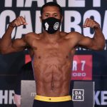 ENM11527 150x150 - Photos: Devin Haney, Yuriorkis Gamboa make weight for WBC lightweight title fight