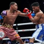 ENM14214 150x150 - Devin Haney masterfully outboxes Yuriorkis Gamboa to retain WBC lightweight title