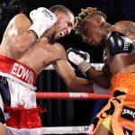 Edwin Rodriguez vs Joshua Greer Jr action8 150x150 - Joshua Greer rallies to salvage draw with Edwin Rodriguez on Crawford-Brook card