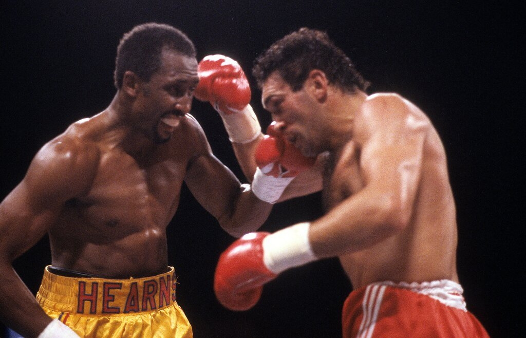 GettyImages 161751227 - Juan Roldan, Argentine middleweight contender of the '80s, dies from COVID-19
