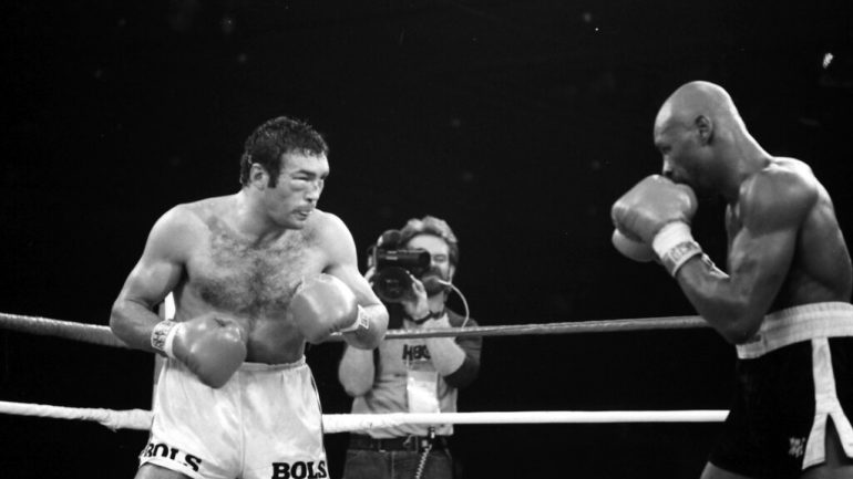 Juan Roldan, Argentine middleweight contender of the '80s, dies from COVID-19