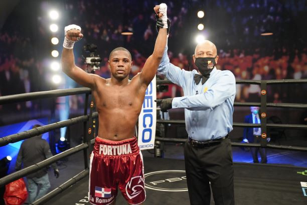 Don't sleep on Javier Fortuna at lightweight - The Ring