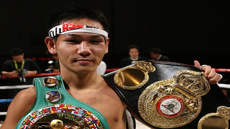 Katsunari Takayama, the four-time strawweight world titleholder, returns to action against Reiya Konisha