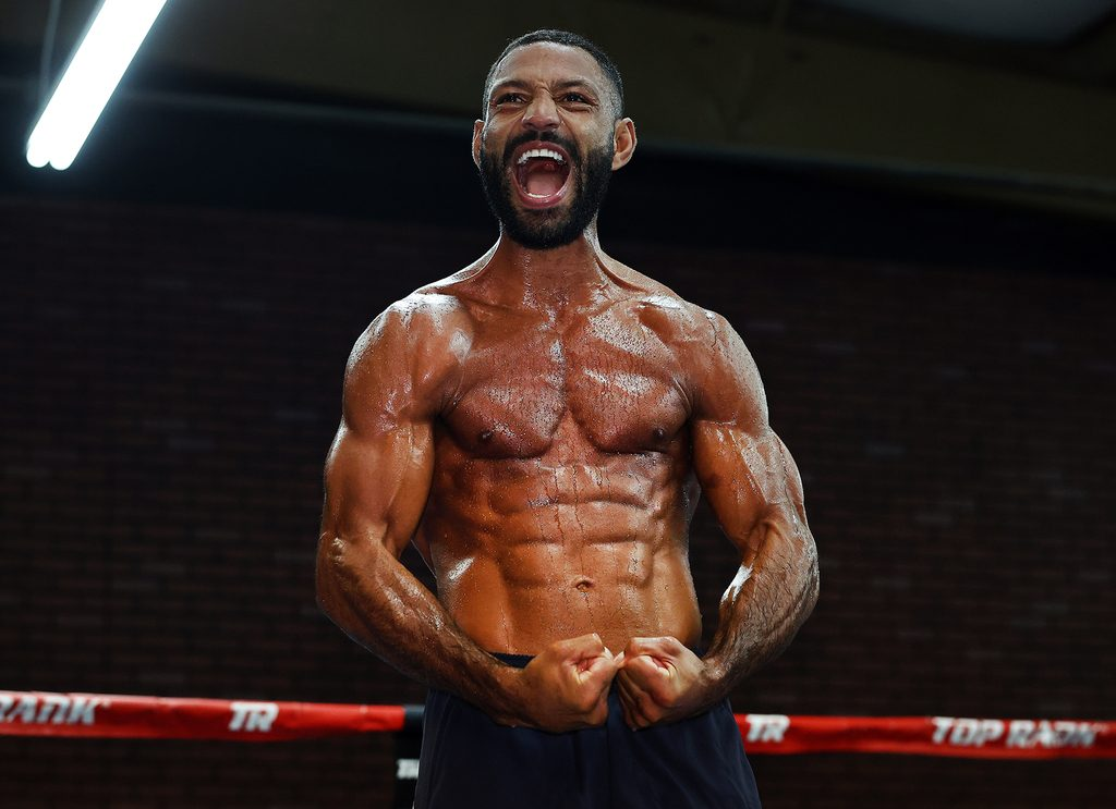 Kell Brook Flex 1024x743 - Kell Brook vows to silence doubters, claims to be at his best for Terence Crawford showdown