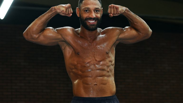 Kell Brook vows to silence doubters, claims to be at his best for Terence Crawford showdown