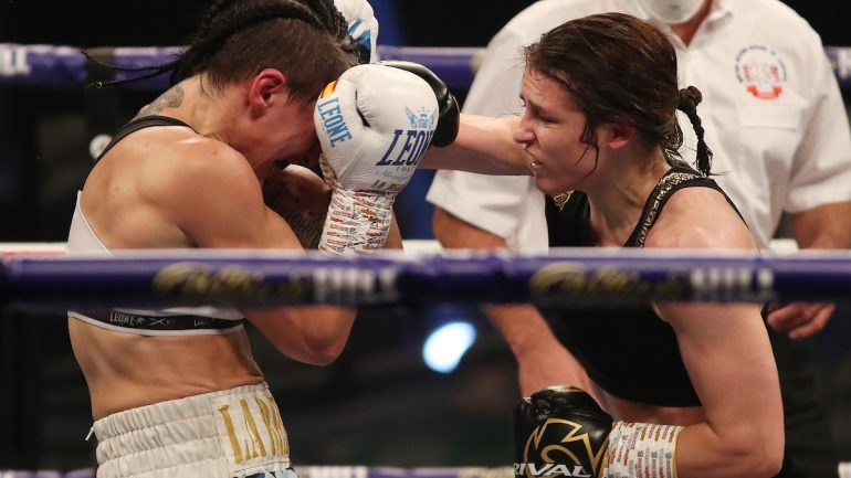 Over 2 million in the UK and Ireland view Katie Taylor's big night