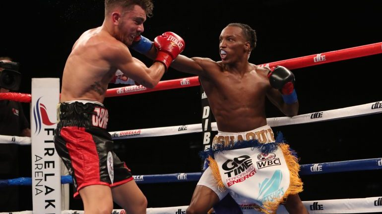 O'Shaquie Foster-Miguel Roman: 130-pound contenders seek triumph after tragedy