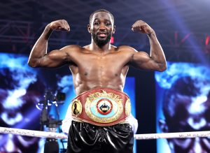 Terence Crawford. Photo by Mikey Williams/Top Rank Inc via Getty Images