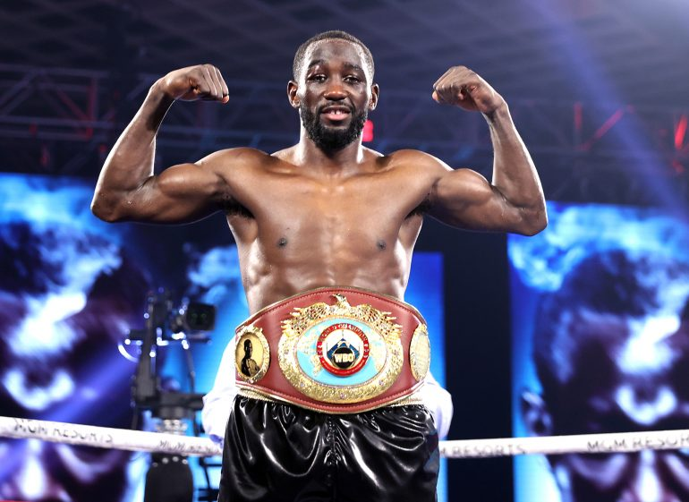 Opinion: Top Rank's grievances on Terence Crawford aren't all Bud's fault -  The Ring
