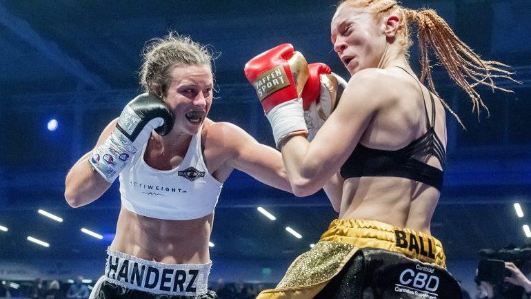 Katharina Thanderz: I've seen weakness in Terri Harper