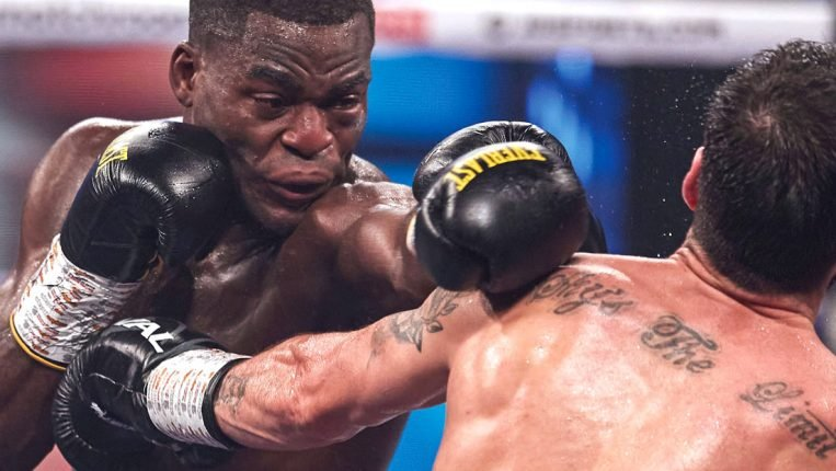 Back in the Game Joshua Buatsi returns to the title hunt