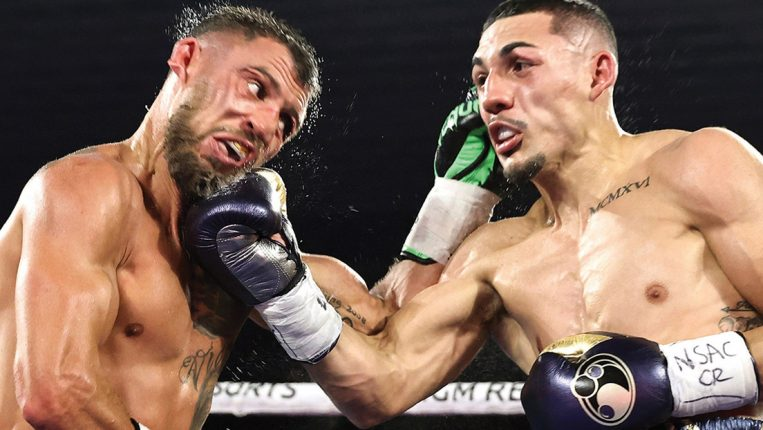 Takeover Accomplished Teofimo Lopez silenced the doubters by toppling lightweight king Vasiliy Lomachenko