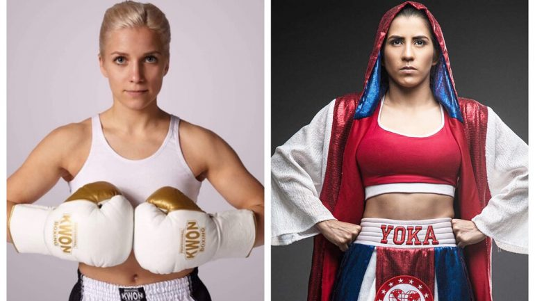 Tina Rupprecht-Yokasta Valle Ring 105-pound title fight rescheduled for January 16 in Costa Rica