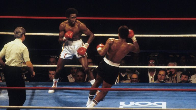 On this day: Thomas Hearns outsmarts Wilfred Benitez, Gomez stops Pintor in a classic