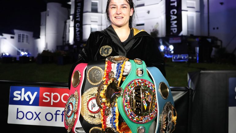 Women's Boxing in 2020: The Ring's panel of experts weighs in