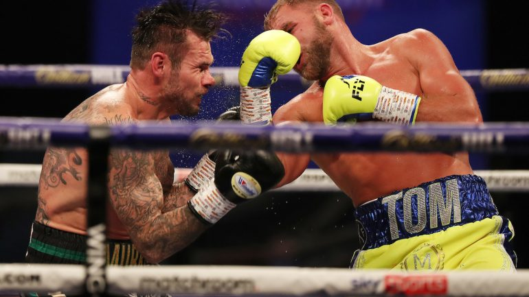 Billy Joe Saunders outpoints Martin Murray in London, retains WBO 168-pound title