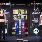 MP102453 150x150 - Photos: Gennadiy Golovkin, Kamil Szeremeta make weight for IBF middleweight title fight