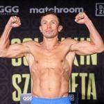 MP102731 150x150 - Photos: Gennadiy Golovkin, Kamil Szeremeta make weight for IBF middleweight title fight