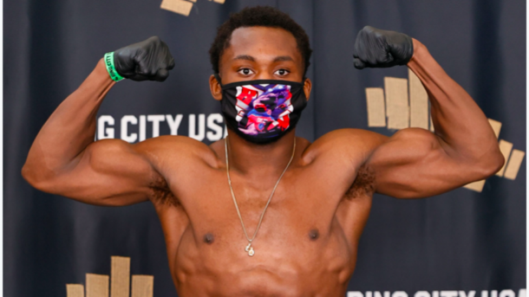 Conwell knows Ring City USA opponent Ashkeyev might be stiffest on-paper foe