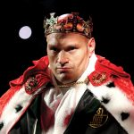 Tyson Fury. (Photo by Al Bello/Getty Images)