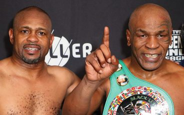 Mike Tyson vs. Roy Jones Jr. would've made the Ringling Bros. proud