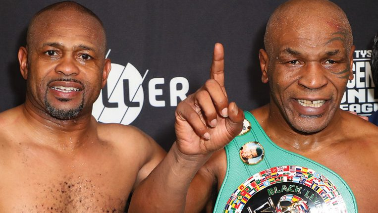 The Sideshow Success Mike Tyson vs. Roy Jones Jr. would've made the Ringling Bros. proud