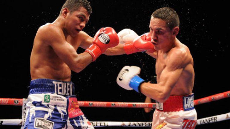 Juan Francisco Estrada-Roman Gonzalez rematch set for March 13