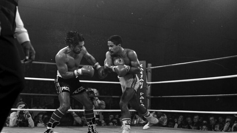 From the Archive: Wilfred Benitez outpoints Roberto Duran in battle of legends