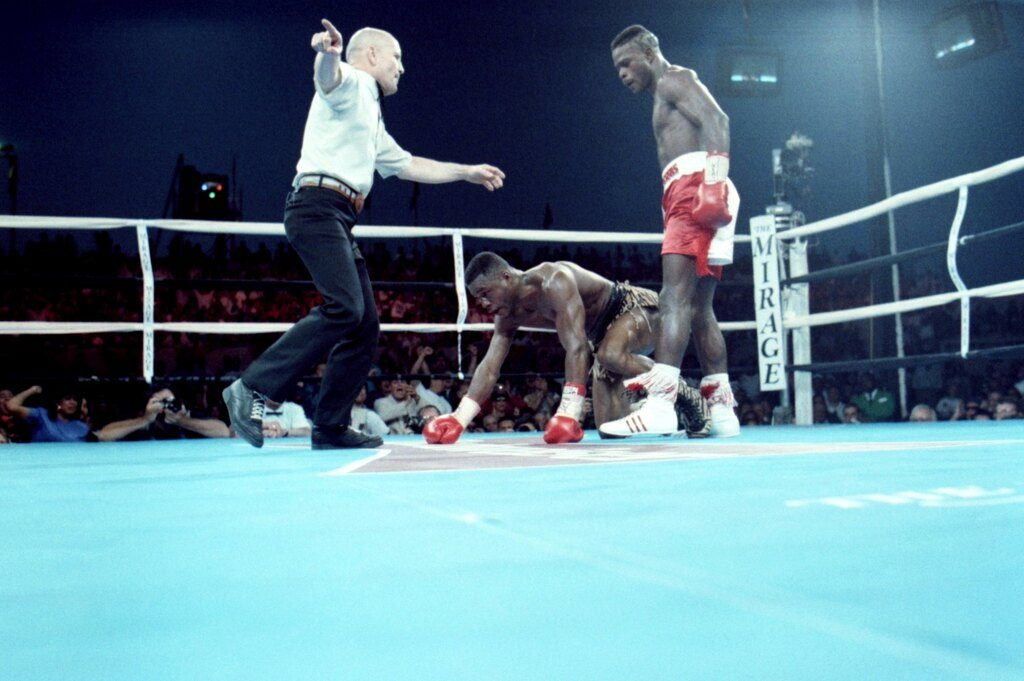 GettyImages 178192288 1024x681 - Best I Faced: Terry Norris