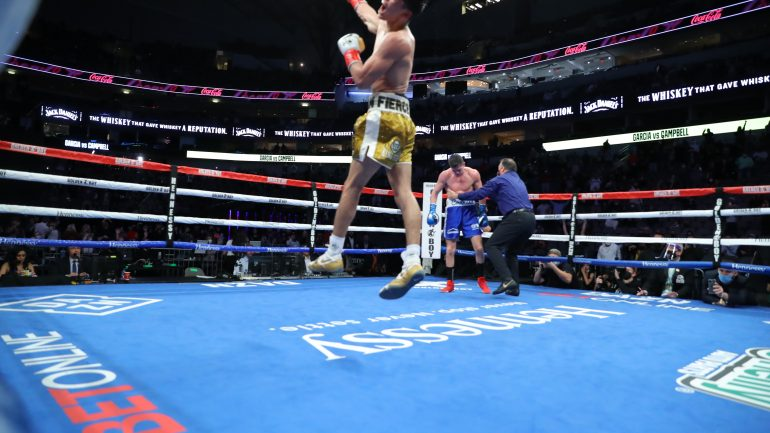 'Fighting Words' — One Way or Another, Ryan Garcia Will Get What He Deserves