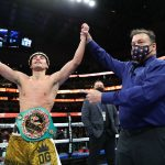 Ryan Garcia victory Tom Hogan HoganPhotosGolden Boy Promotions 150x150 - Ring Ratings Update: Ryan Garcia jumps to No. 2 in lightweight rankings