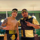 Fernando Vargas Jr could be forgiven if he didn't want to do boxing