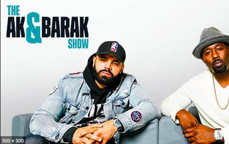 Eddie Hearn appears on the Ak & Barak Show once a week, on SiriusXM.