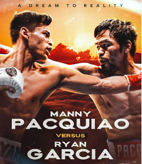 How about a Ryan Garcia vs Manny Pacquiao fight!? - The Ring