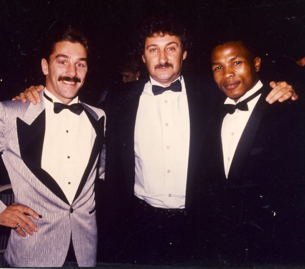Brian Mitchell, Rodney Berman and Welcome Ncita all did more than their fair share to elevate boxing in South Africa.