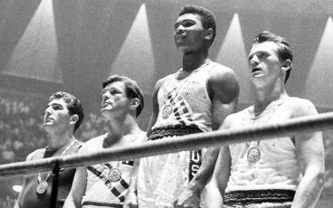 The road to Frazier-Ali started with two Olympic champions