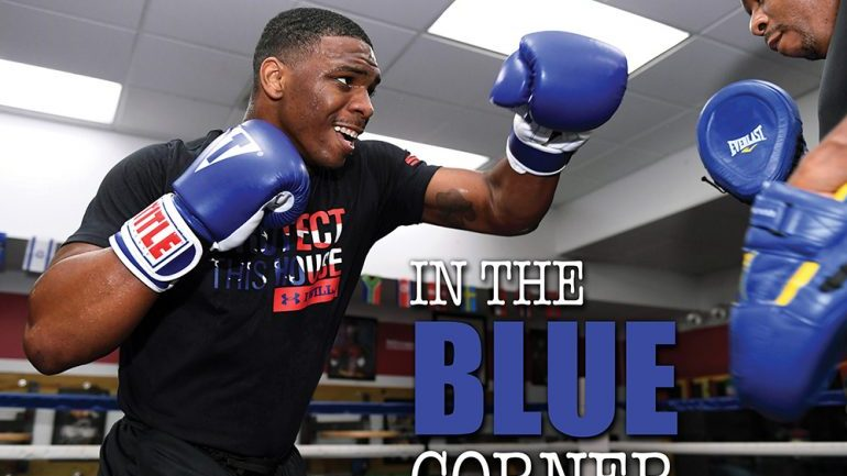 In the Blue Corner: No One Could Accuse Charles Brewer Jr. Of Choosing The Easy Path In Life