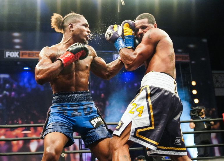 Anthony Dirrell and Kyrone Davis finish in a split draw - The Ring