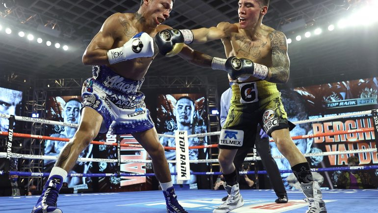 Life has changed for Oscar Valdez